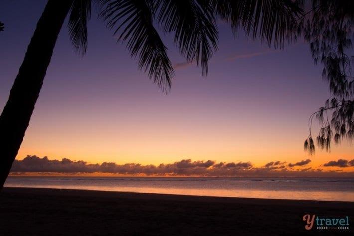 Myall Beach, Daintree National Park, Queensland, Australia
