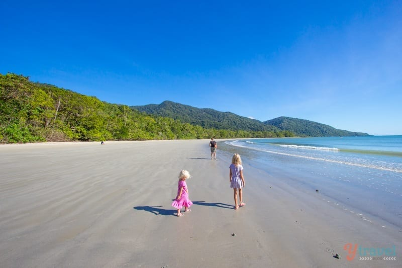 Cape Tribulation, Daintree National Park - Queensland, Australia