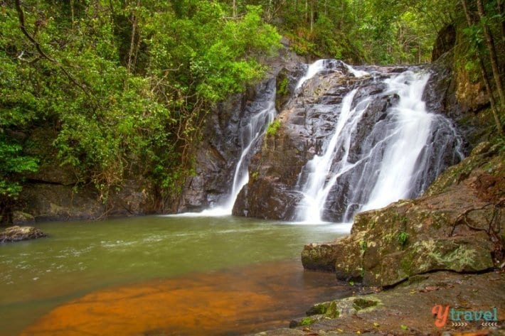Dinner Falls, Atherton Tablelands, Queensland, Australia