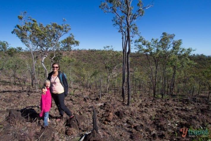 Kalkani Crater, Queensland, Australia