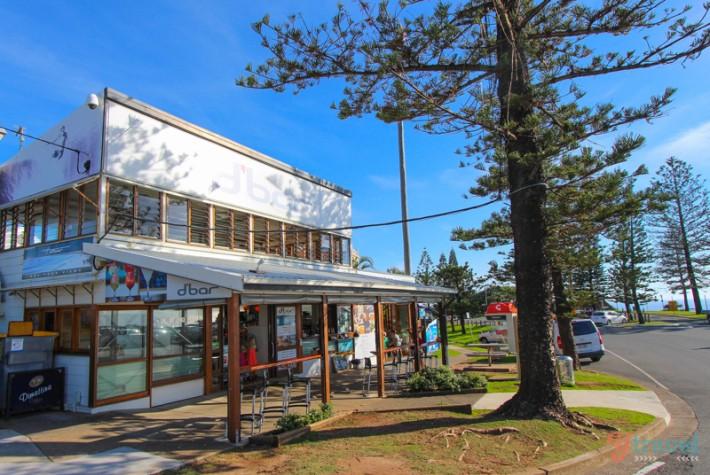 Cafe dbar - Gold Coast, Australia