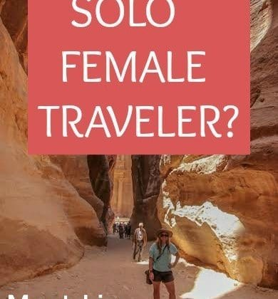 Meet Liz Carlson - Female Solo Travel Expert