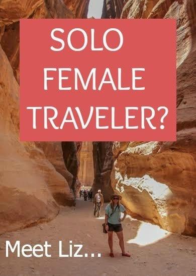 Meet Liz Carlson - Female Solo Travel Expert