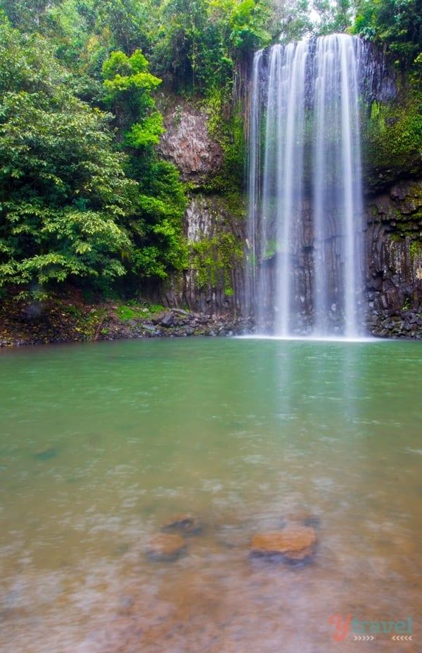 Millaa Millaa Falls, Atherton Tablelands, Queensland, Australia