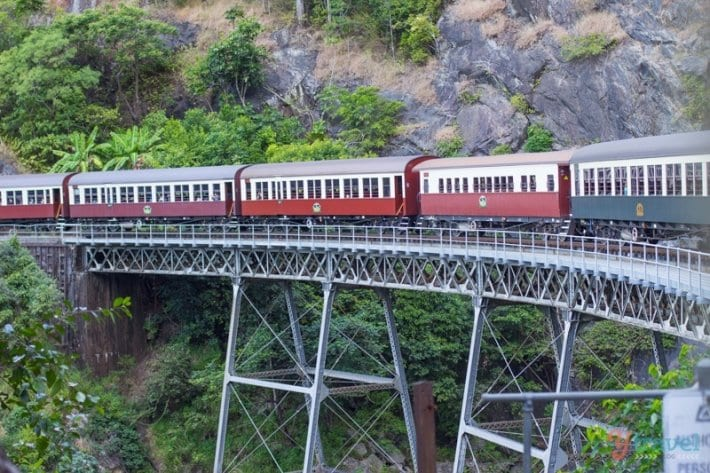 Kuranda Scenic Railway, Atherton Tablelands, Queensland, Australia