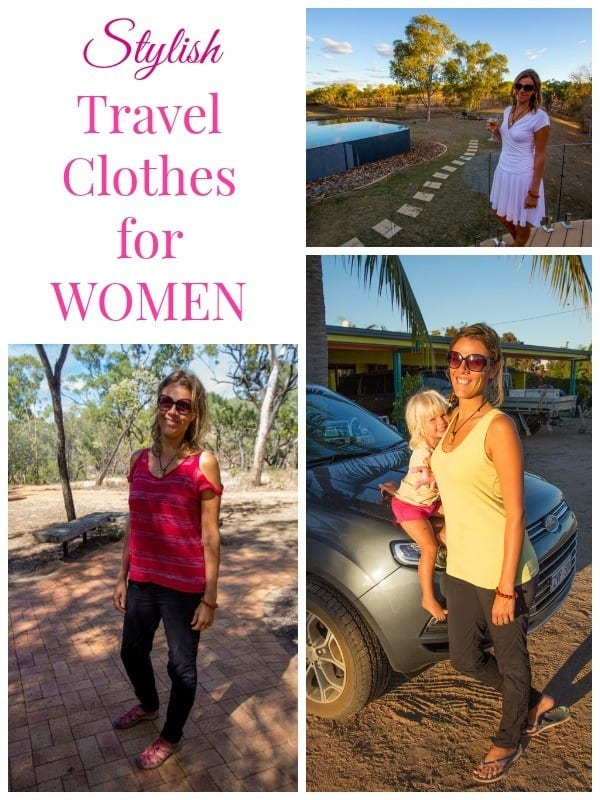 Anatomie Travel Clothing for Women Travel Outfit Style Mix