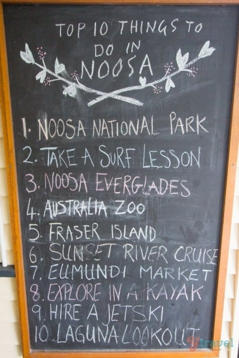 Noosa Travel Tips