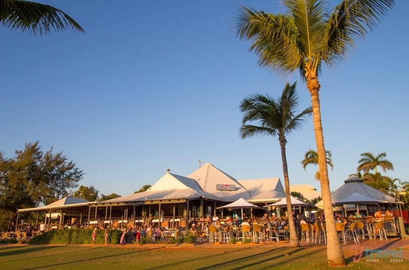 Susnet Bar & Grill, Cable Beach, Broome, Western Australia