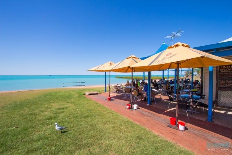 Town Beach Cafe, Broome, Western Australia