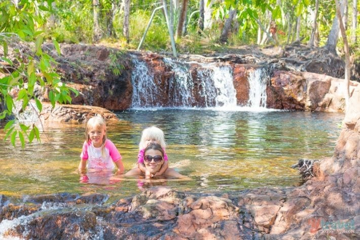 Buley Rockhole - Litchfield National Park, Northern Territory