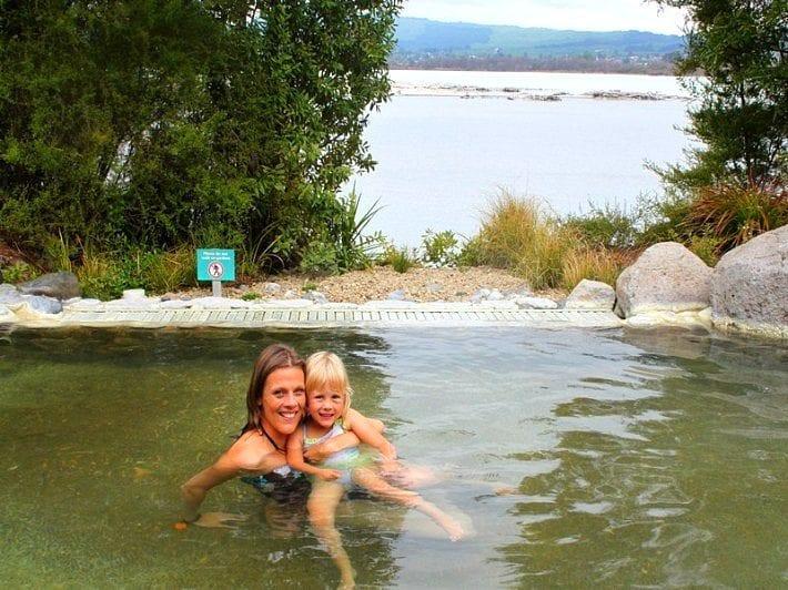 hot thermal springs Rotorua