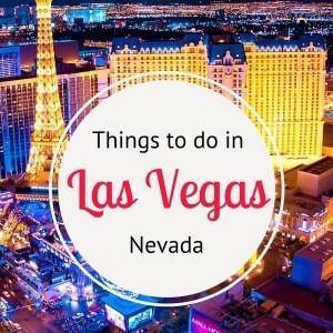 Things to do in Las Vegas, Nevada