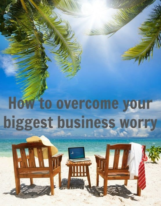 biggest business worry
