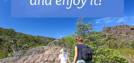 How to go HIKING with KIDS and enjoy it.
