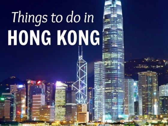 Things to do in Hong Kong – Sunday Spotlight