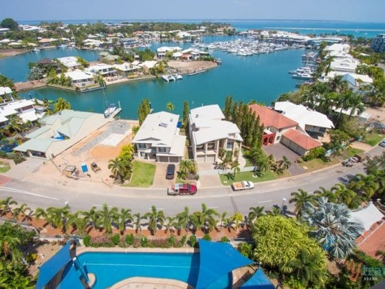 Great Darwin Accommodation in Cullen Bay