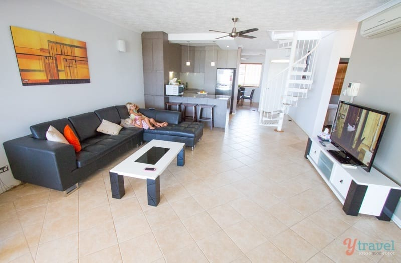 Darwin Accommodation via AirBnB