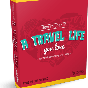 50% off eBook Sale - How to Create a Travel Life You Love