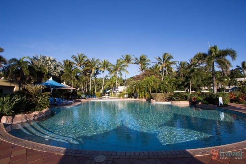 Daydream Island - Queensland, Australia