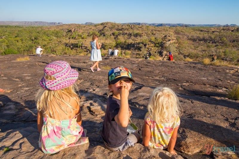 Ubirr, Kakadu National Park, Northern Territory, Australia