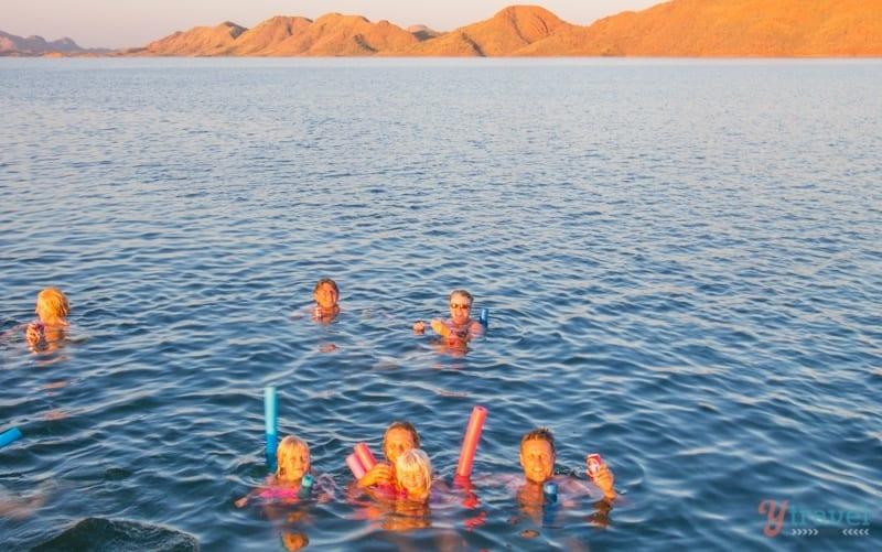 Lake Argyle sunset tour