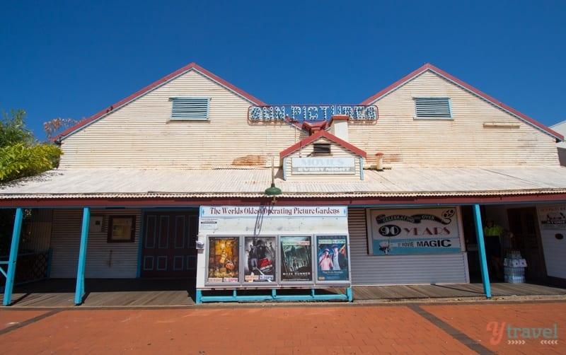 Sun Pictures - Broome, Westerm Australia