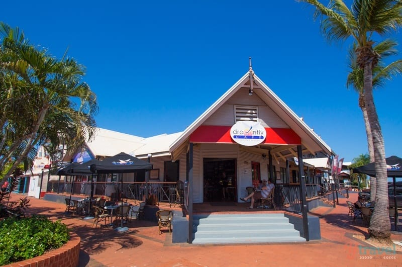 Dragonfly Cafe - Broome, Western Australia