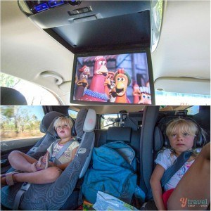 The Ford Territory Entertainment System Rocks!