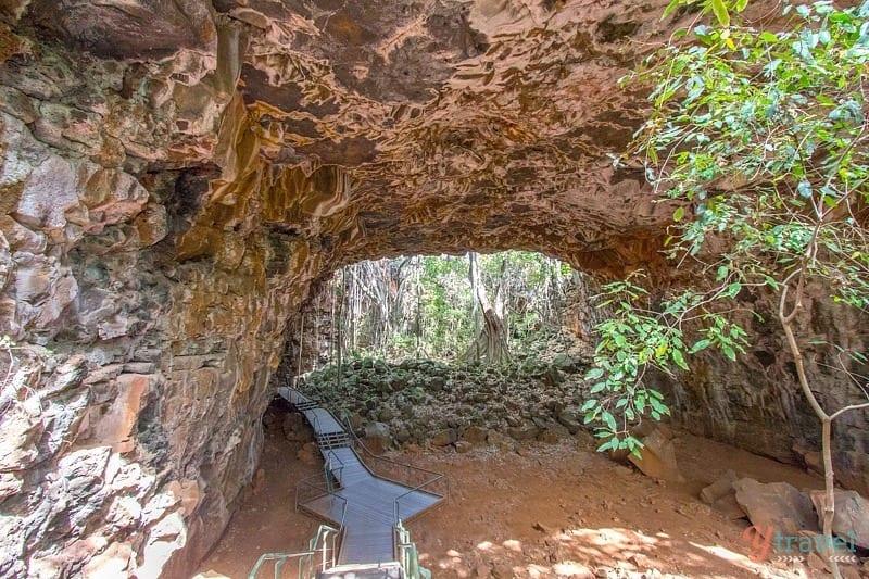Undara Lava Tubes - Queensland, Australia
