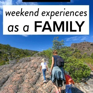Top 5 weekend activities with your kids