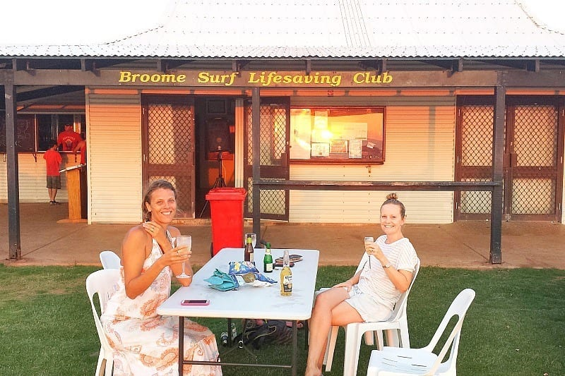 Cable Beach Surf Club - Broome, Western Australia