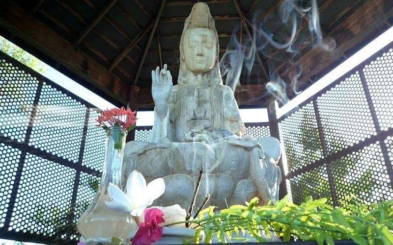 image: Blue Body Buddha Sanctuary