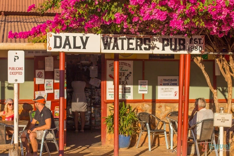 Daly Waters Pub - Northern Territory