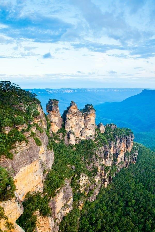 Blue Mountains Natioanl Park - NSW, Australia
