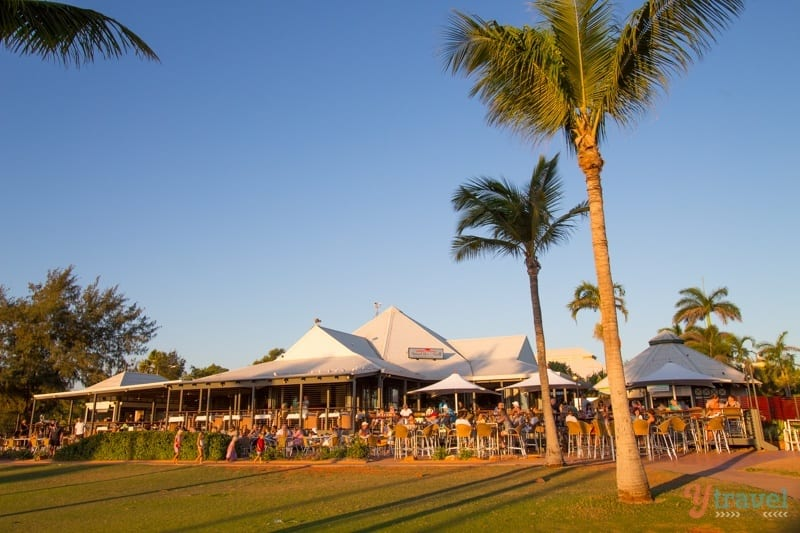 Sunset Bar, Cable Beach, Broome - Western Australia