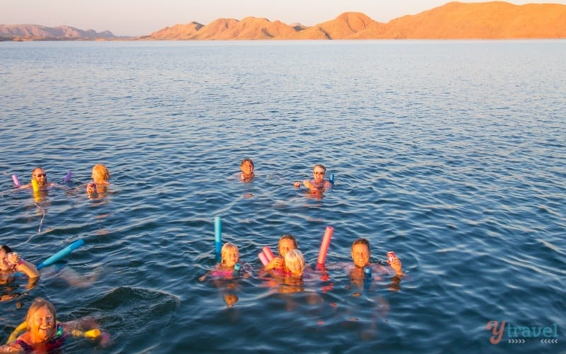 The magic of lake argyle will stay with you forever - Karen muir swimming pool kimberley ...