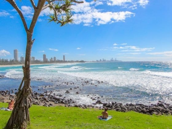 Burleigh Heads, Queensland, Australia