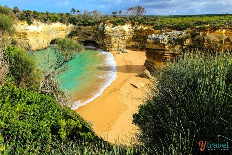 Loch Ard Gorge, Great Ocean Road, Australie