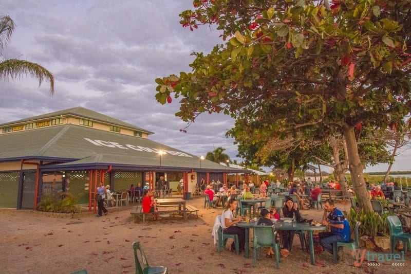 Pub at Karumba - Queensland, Australia
