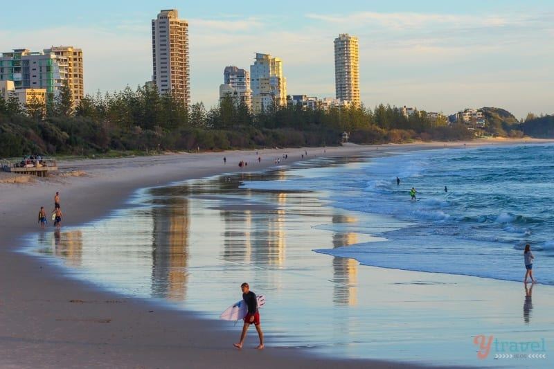 Burleigh Heads, Gold Coast, Queensland, Australia
