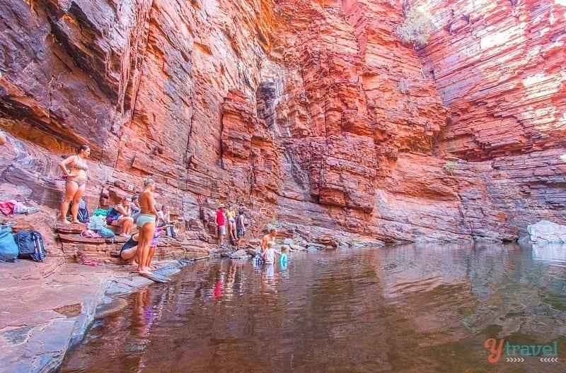 Weano Gorge, Karijini National Park - Western Australia