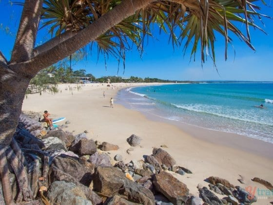 Noosa Main Beach, Queensland, Australia