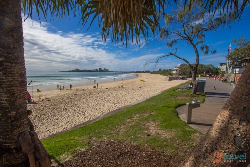 Mooloolaba Beach, Queensland, Australia
