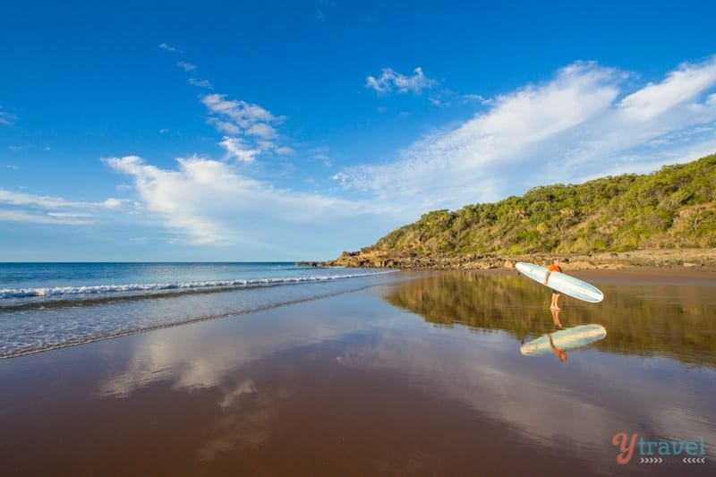 Agnes Water Beach - Queensland, Australia
