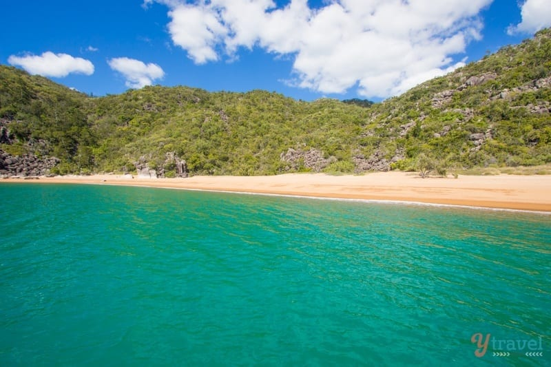 Hungtingfield Bay, Magnetic Island - Queensland, Australia