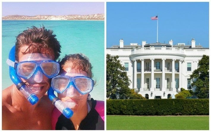 From Perth to Washington DC