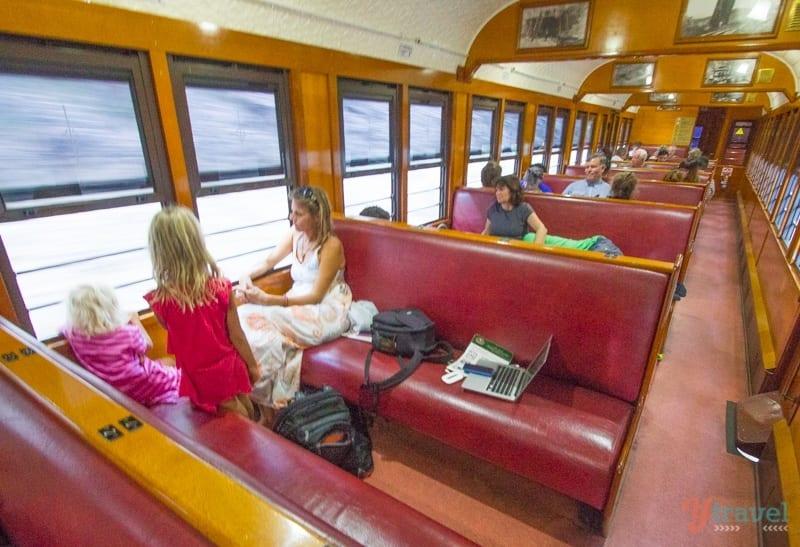 Kuranda Scenic Railway - Cairns, Australia