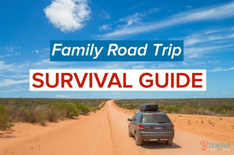 Family Road Trip Tips!