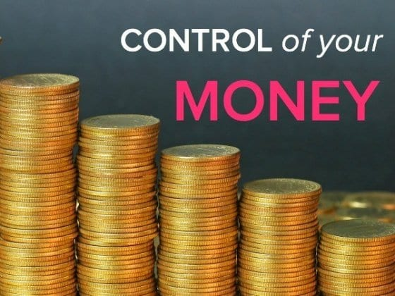How to take better CONTROL of your MONEY