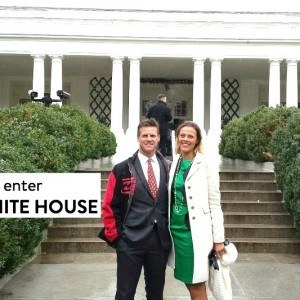 Our Visit to The White House